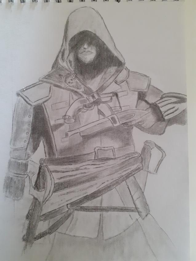 Assassin's Creed by MORPHOS